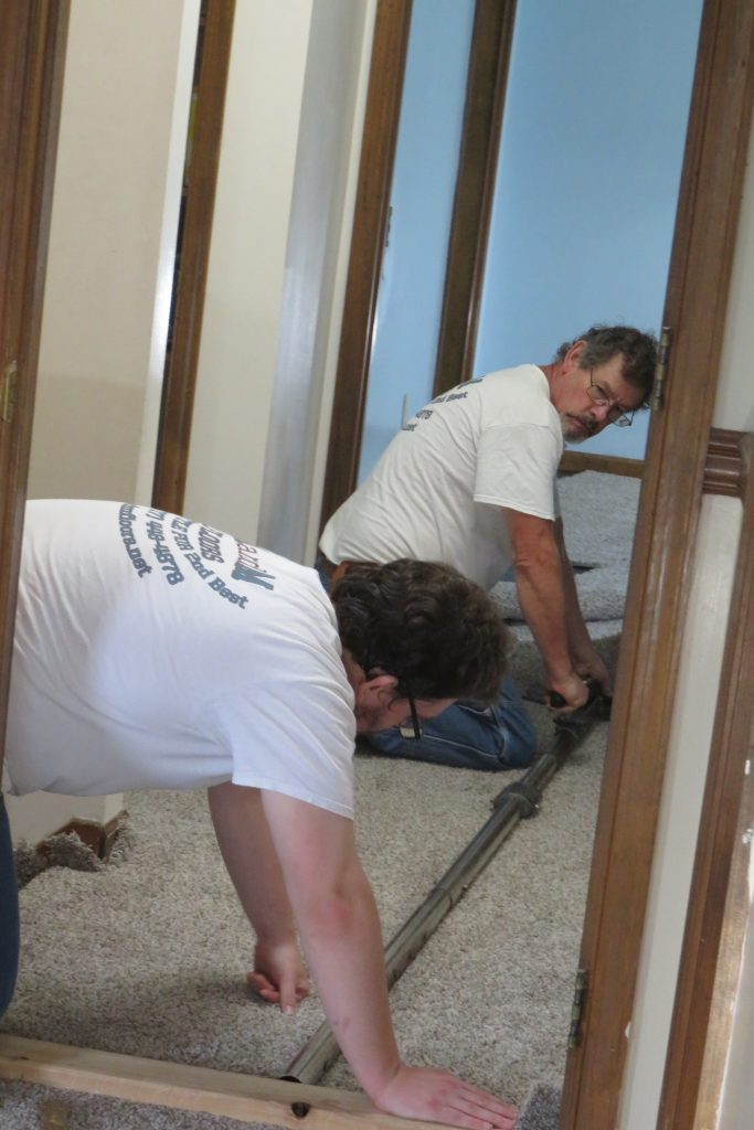 M and M Floors Carpet Installation